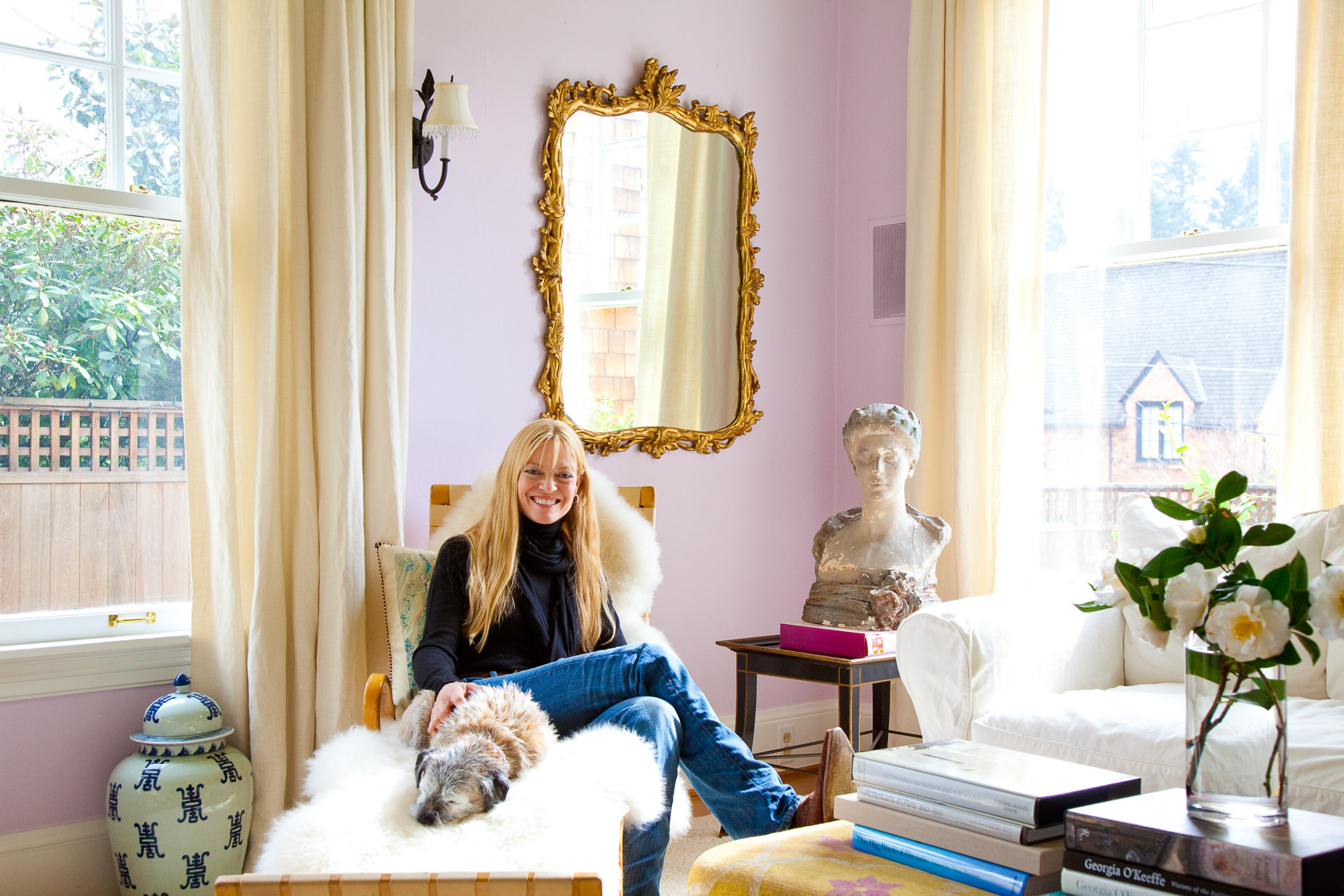 At Home with Wendy Burden